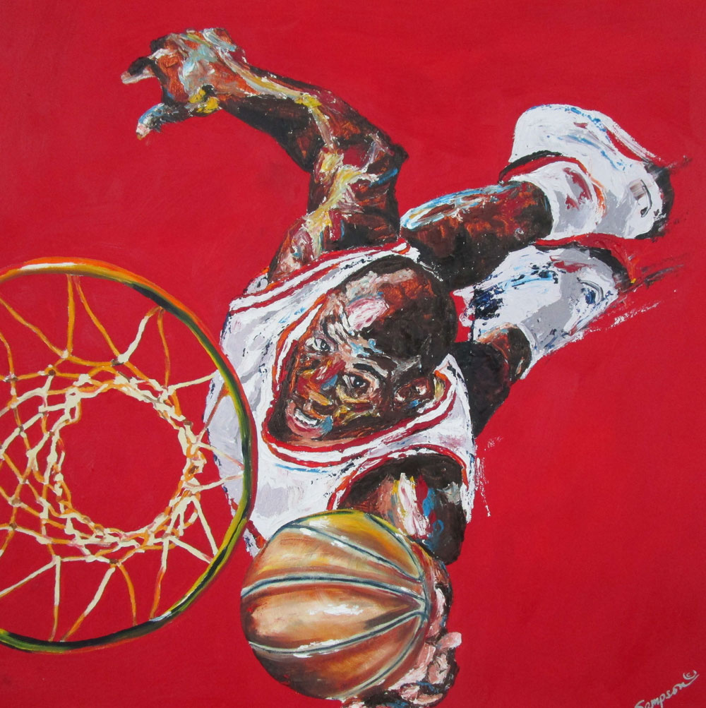 basketball artist